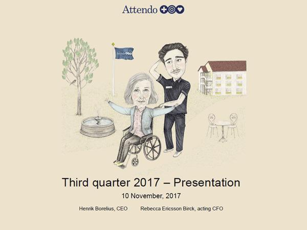 Attendo 3Q17 presentation
