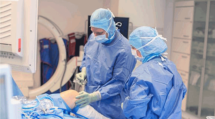 GHP Specialty Care - Knee surgery