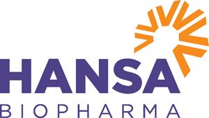 Hansa Biopharma logo Murgata
