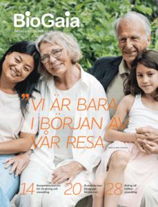 Biogaia årsredovisning 2018