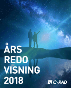 C-RAD årsredovisning 2018