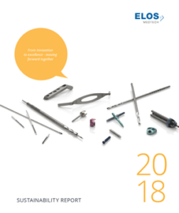 Elos Medtech Hållbarhetsredovisning 2018