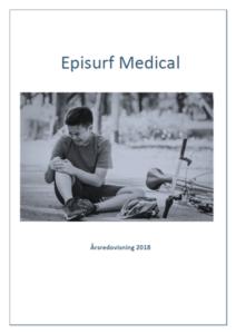 Episurf årsredovisning 2018