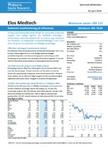 Elos Medtech analys