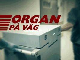 Organ på väg - transplantationer