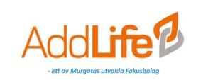 AddLife logo png logotype