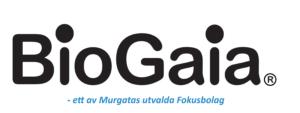 Biogaia logo png logotype
