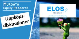 Elos Medtech i uppköpsdiskussioner