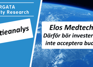 Elos Medtech: Därför bör investerare inte acceptera budet (Murgata Equity Research)